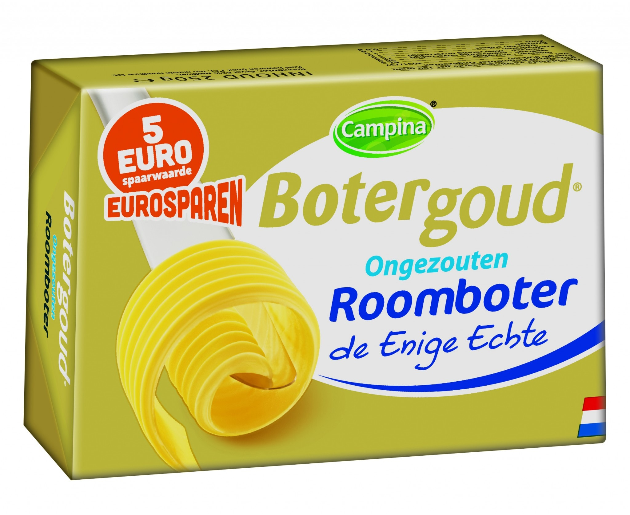 roomboter zonder lactose